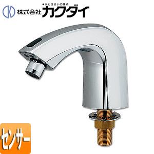 713-301|洗面用蛇口 [台][自動水栓][単水栓][センサー水栓][電池式 ...