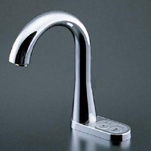 TEN84G|TOTO|洗面用蛇口 アクアオート[台][自動水栓][混合水栓 ...