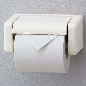 トイレ ワンタッチ紙巻器[トイレ用アクセサリー]
