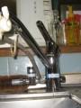 小型電気温水器、混合水栓取替工事 東京都世田谷区 EHPN-H25N2+EFH-4MK
