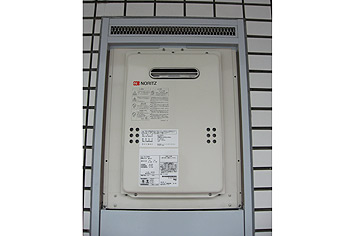 ガス給湯器取替工事 東京都品川区 GQ-1639WS-set