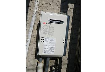 ガス給湯器取替工事 愛知県名古屋市 GQ-1639WS