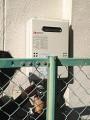ガス給湯器取替工事 大阪府東大阪市 GQ-1639WS-set