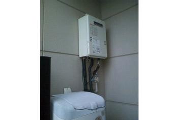 ガス給湯器取替工事 静岡県静岡市 GQ-1639WS-set