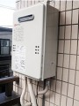 ガス給湯器取替工事 東京都豊島区 GQ-1639WS