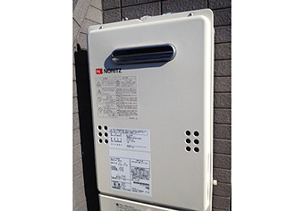 ガス給湯器取替工事 東京都目黒区 GQ-1639WS