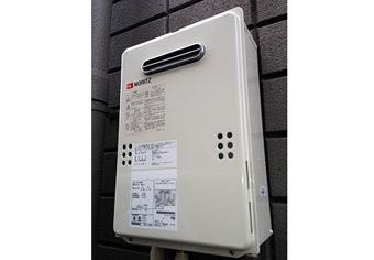 ガス給湯器取替工事 神奈川県川崎市 GQ-1639WS