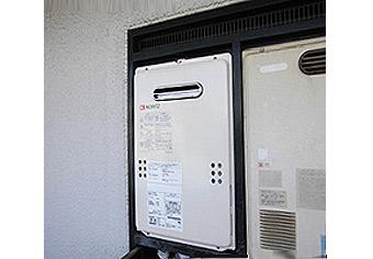 ガス給湯器取替工事 神奈川県相模原市 GQ-1639WS-set