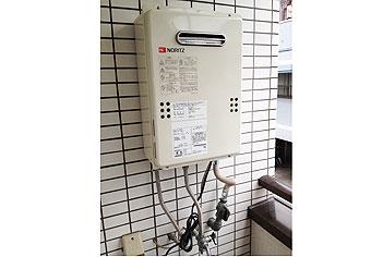 ガス給湯器取替工事 大阪府大阪市 GQ-1639WS-set