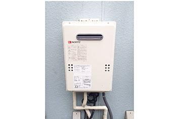 ガス給湯器取替工事 東京都世田谷区 GQ-1639WS-set