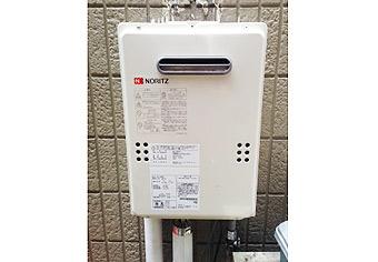 ガス給湯器取替工事 東京都大田区 GQ-1639WS-set