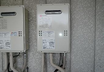 ガス給湯器取替工事 埼玉県戸田市 GQ-1639WS-set