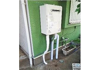ガス給湯器取替工事 東京都立川市 GT-C2052SAWX-2 BL-set