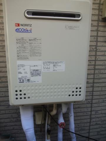 給湯器取替工事 千葉県いすみ市 GT-C2052SAWX-2BL-set