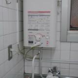 小型温水器取替工事 大阪府東大阪市 EWM-14