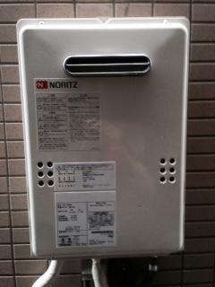 給湯器取替工事 神奈川県川崎市川崎区 GQ-1639WS