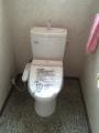 トイレ取替工事 岐阜県土岐市 CS230BM-SH231BA-W