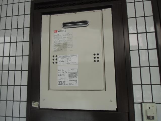 給湯器取替工事3台 東京都中野区 GQ-1639WS