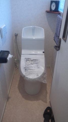 トイレ取替工事 宮城県仙台市青葉区 C-180S-DT-4840