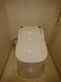 トイレ取替工事(塩入) 神奈川県横浜市都筑区 SF-HE430S