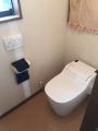 トイレ・洗面取替工事 奈良県磯城郡田原本町 LSAB-60A-LSAM-6VS-S-P