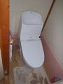 トイレ取替工事 神奈川県川崎市多摩区 CES967M-NW1