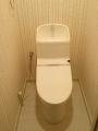 トイレ取替工事【塩入】 神奈川県横浜市神奈川区 CES967M-NW1