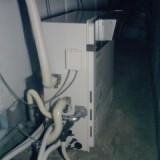給湯器・水栓取替工事 大阪府岸和田市 GT-C2052ARX-2-BL-LPG