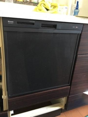 食洗機取替工事 愛知県名古屋市昭和区 RKW-404A-B