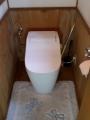 トイレ取替工事 東京都世田谷区 XCH1401RWS