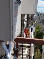 給湯器・水栓取替工事 大阪府大阪市住之江区 GQ-1639WS-set-13A