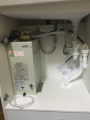給湯器取替工事/小型電気温水器取付工事 東京都荒川区 EHPK-F6N3