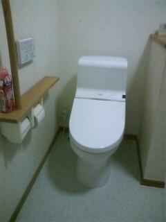 トイレ取替・CF張替工事 静岡県静岡市駿河区 CES966-NW1