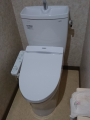 トイレ取替工事 千葉県市原市 CS230B-SH231BA-W