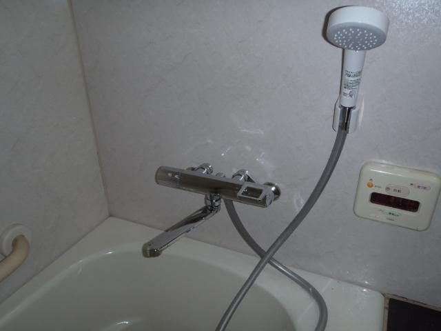 浴室水栓取替工事 東京都中野区 TMGG40E