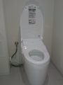 トイレ取替工事 神奈川県川崎市宮前区 CES9787F-NW1