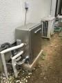 ガス給湯器取替・浴室水栓工事 大阪府泉南郡熊取町 RUF-E2405SAG-A-set-13A
