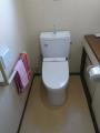 トイレ取替工事 宮城県白石市 TCF6551AKJ-NW1