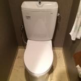 トイレ取替工事 東京都目黒区 CS230B-SH231BA-W