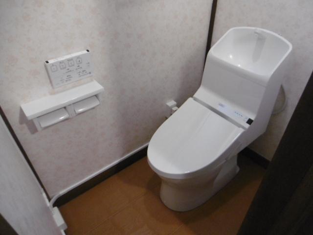 トイレ取替工事 神奈川県横浜市金沢区 CES967M-NW1