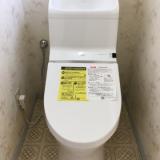 トイレ取替工事 茨城県かすみがうら市 CES967M-NW1