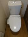 トイレ取替工事 宮城県仙台市宮城野区 CW-KB21-BW1