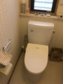 トイレ取替工事 福岡県大野城市 CH803-WS