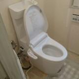トイレ取替工事 宮城県登米市 XCH3013WST