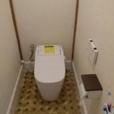 トイレ取替工事 神奈川県秦野市 XCH1401WS
