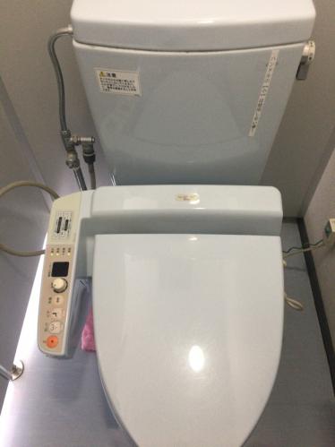 便座取替工事 東京都板橋区 TCF6621-NW1
