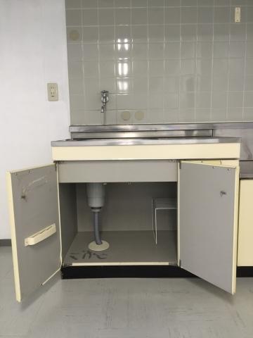 小型温水器取替工事 EHPN-H13V1-65-set3