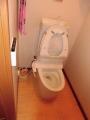 トイレ取替工事 滋賀県守山市 XCH3013WST