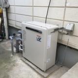 ガス給湯器取替工事 和歌山県和歌山市 RUF-A1610SAG-A-set-LPG