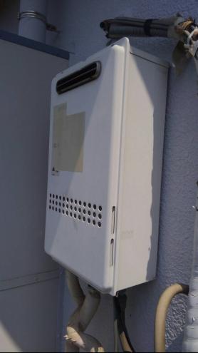 ガス給湯器取替工事 神奈川県横浜市鶴見区 GQ-2039WS-set-13A